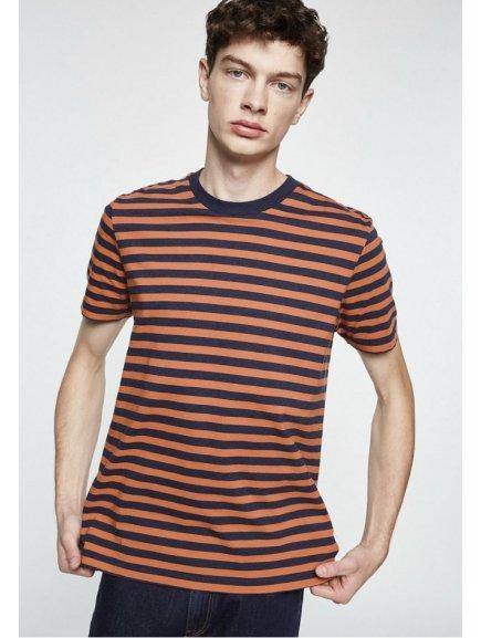 "Pánské tričko s pruhy ""Jamie Stripes"""