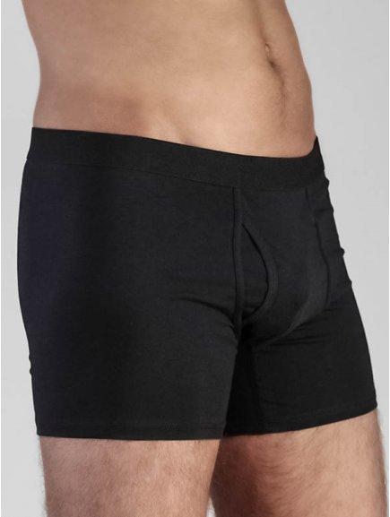"""Pánské černé boxerky """"Boxer Shorts"""""""