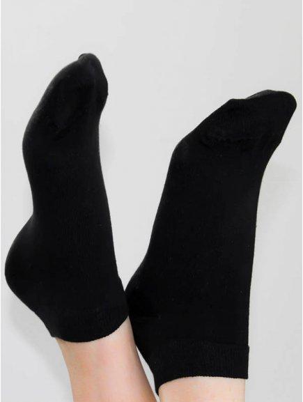 Ponožky do tenisek - černé