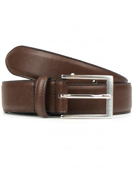 classic 3.5cm belt chestnut 4