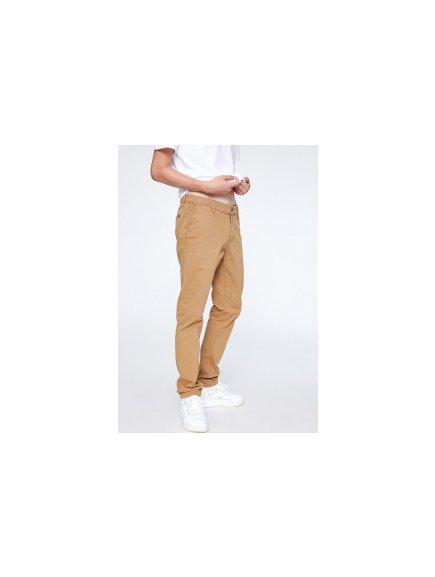 """Pánské pískové kalhoty z biobavlny """"EDVAAN GOLDEN SAND"""""""
