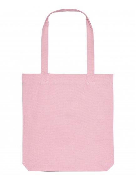 Tote Bag Cotton Pink Packshot Front Main 0