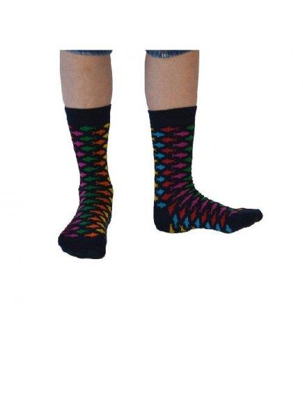 """Dětské ponožky z biobavlny """"Strömlund"""""""