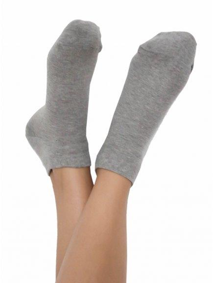 Ponožky do tenisek - šedé