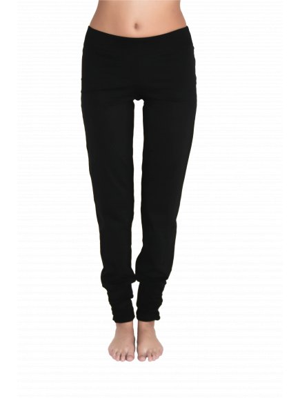Kalhoty na jógu - černé