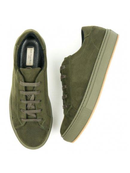 """Dámské olivové tenisky """"Colour Sneakers Olive"""" - nový model"""