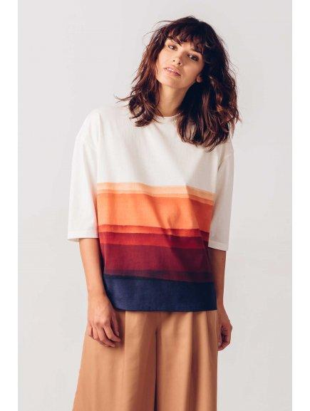 t shirt recycled cotton aizkoa skfk wts00661 68 ffb