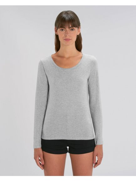Stella Singer Heather Grey Studio Front Main 5