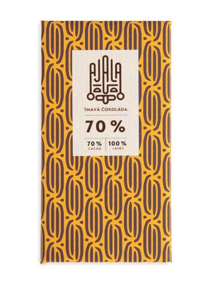 Tmavá bio čokoláda AJALA - 70%