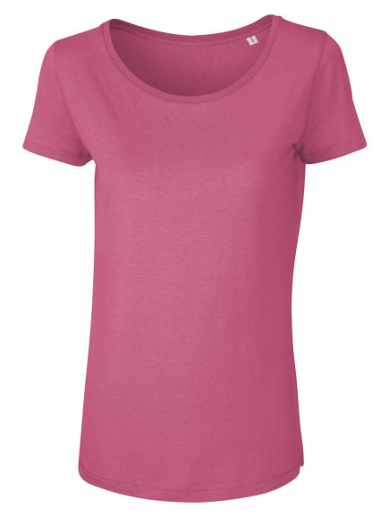 P W206 ST Loves Modal Front Camelia Pink