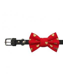 FUNKY DOG Motýlek pro pejsky - valentýnská kolekce