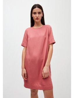 "Dámské růžové šaty ""MARGITAA cinnamon rose"""