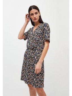 """Dámské vzorované šaty """"AIRAA springtime happiness"""""""