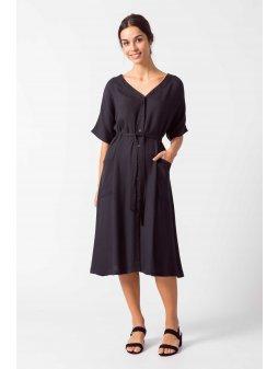 dress viscose nahikari skfk wdr00882 2n f1b