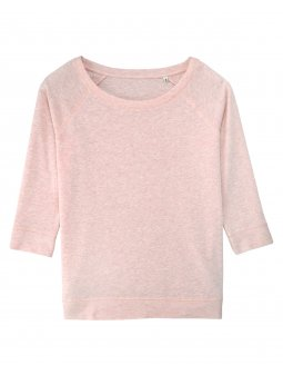 Stella Amazes Tencel Cream Heather Pink Packshot Front Main 0