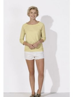 Stella Amazes Tencel heather yellow