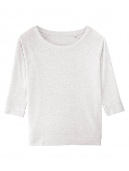 Stella Amazes Tencel Cream Heather Grey Packshot Front Main 0