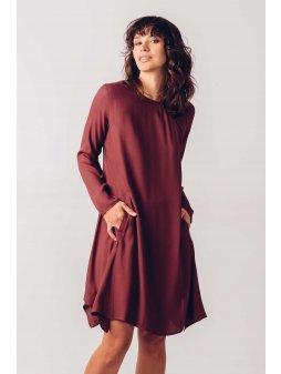 dress viscose yarza skfk wdr00869 67 ofb