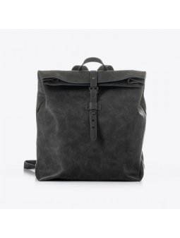 backpack vegan ethicool cruelty free grey italian