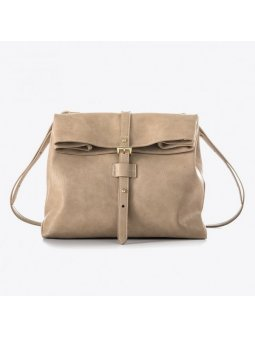 crossbody vegan ethicool cruelty free cream italian
