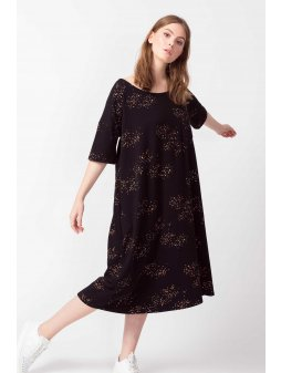 dress organic cotton melia skfk wdr00925 2n ofb