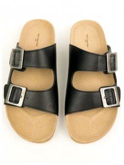 black sandals 2