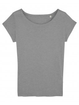 Stella Glows Modal Mid Heather Grey Packshot Front Main 0