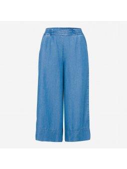 """Dámské modré culotte kalhoty """"Jessica"""""""