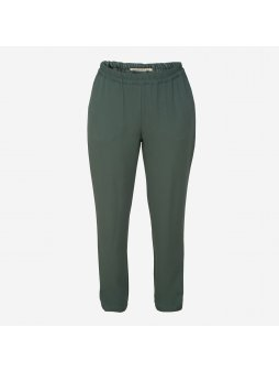 """Dámské zelené kalhoty """"Vera"""""""