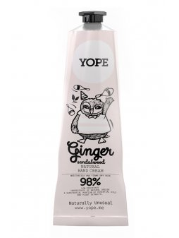 Yope HandCream EN Ginger