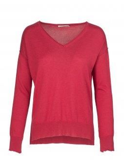 "Dámský červený svetřík ""Piper"""