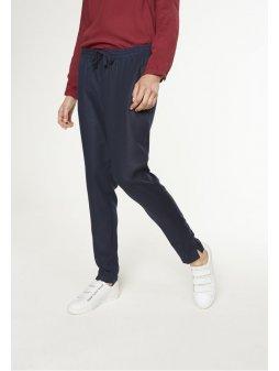 """Dámské modré kalhoty """"Anka"""