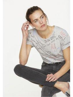 "Dámské tričko ""Nalin Manifesto"""
