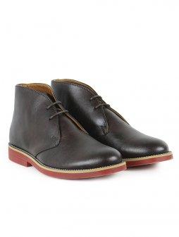 """Dámské hnědé kotníkové boty """"Desert Boots"""""""