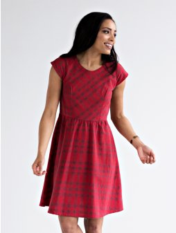 dress lovely lines applered m