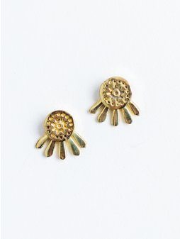 earrings sunshinestuds gold3