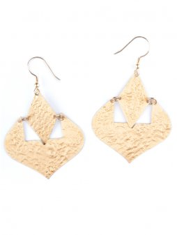 earrings moroccandreams gold