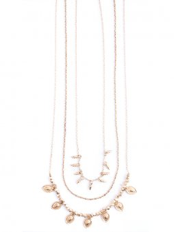 necklace althea gold