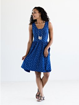 dress summersonnet cobalt fl