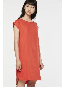 """Dámské terakotové šaty """"Hila"""""""