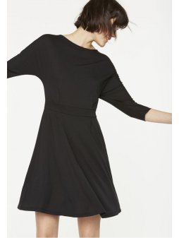 """Dámské černé šaty """"Emely"""""""