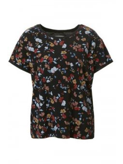 armedangels nalin full fall flowers t shirt