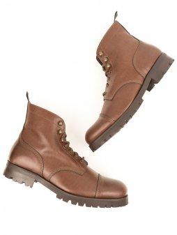 work boots chestnut 3 1