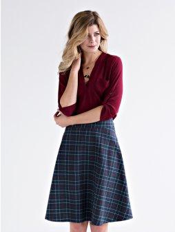 skirt firstinclass midnight m