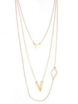 necklace linkedshapes