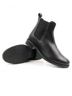 smart chelsea boots black 5