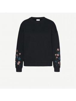 """Dámský svetr z biobavlny """"Manila Flower Sleeves"""""""