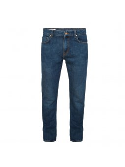 "Pánské modré slim džíny z biobavlny ""Dylan"""