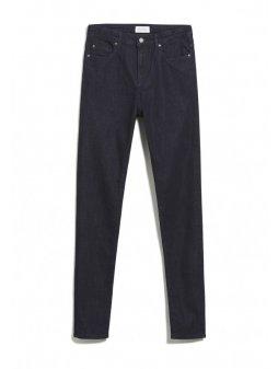 """Dámské modré slim fit džíny """"Tilly Rinse"""