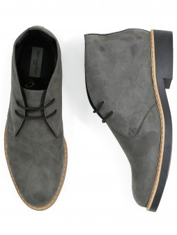 womens desert boots grey 5
